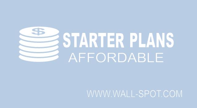 starter web hosting plans