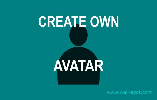Create Own Avatar Online - wall-spot