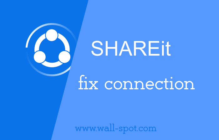 Fix ShareIT Mobile To PC Connection