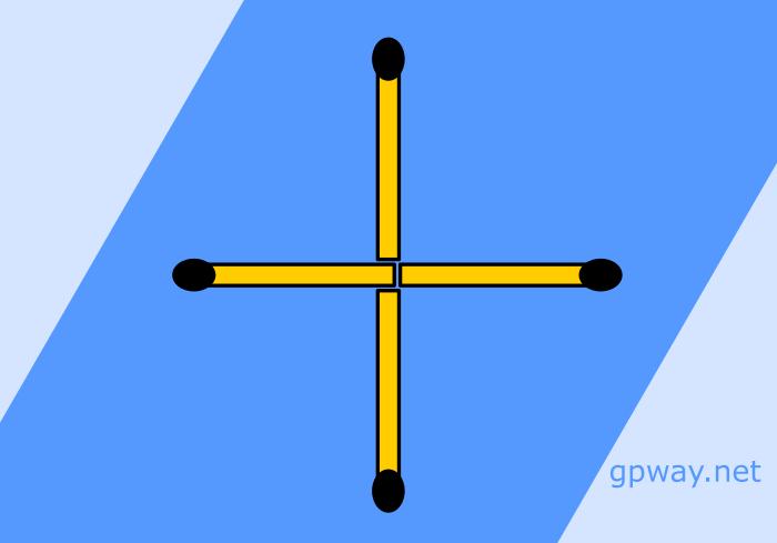 Matchstick Puzzles 1
