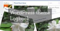 Logbook wordpress theme