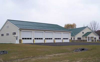 Fire Department Design
