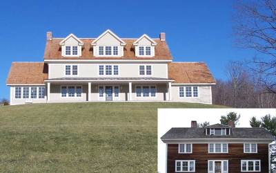 """""""Before and After"""" Photos of Home Renovations"""