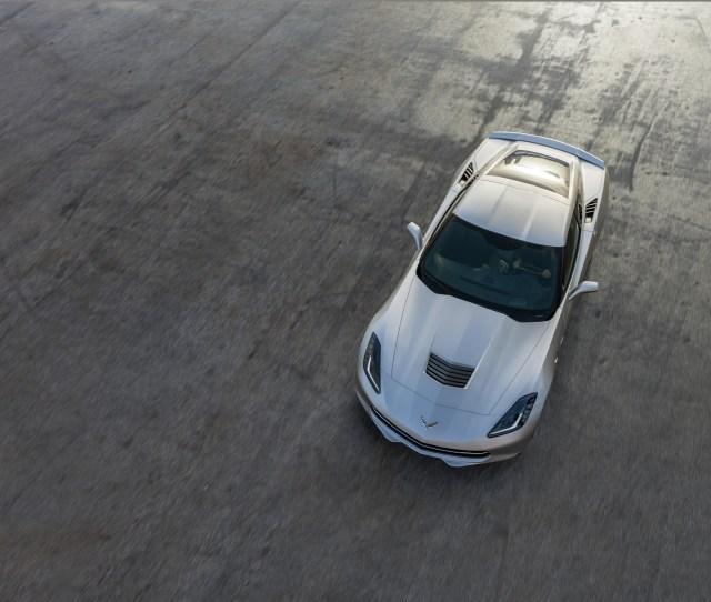 Corvette Stingray Base