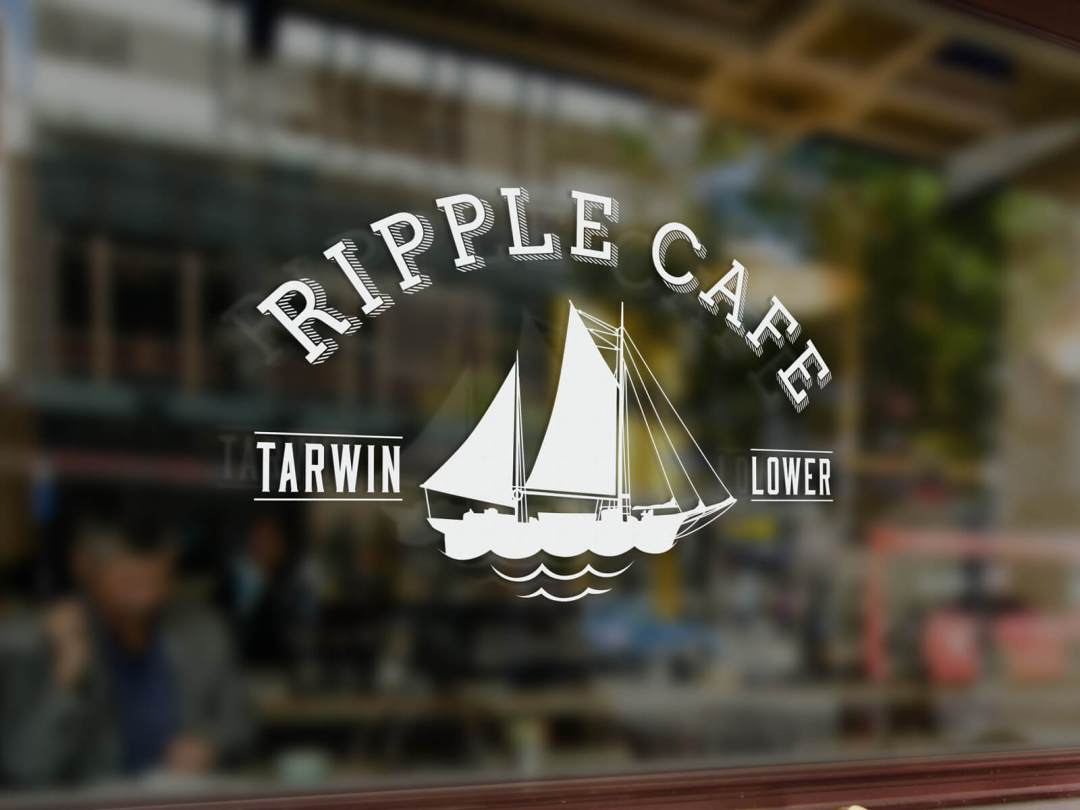 Ripple Cafe - Logo Design