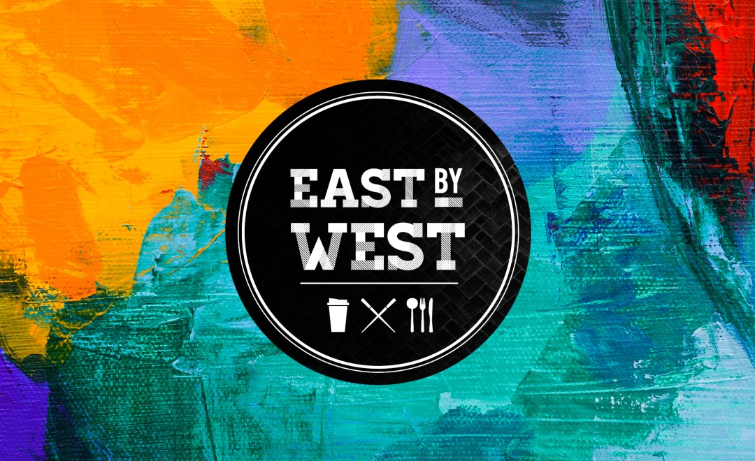 Bold and assertive branding is perfectly appropriate for new business, East by West
