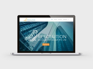 Resolution Accounting Group Website