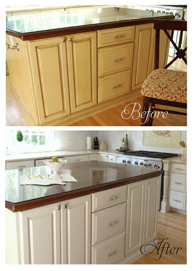 Can i paint over laminate kitchen cabinets can u paint for Can i paint over laminate kitchen cabinets