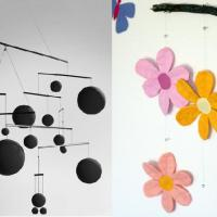 Ceiling Mobiles Wall decoration