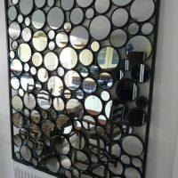 Contemporary Mirror Wall Decoration