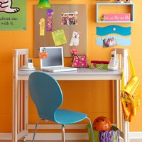 Kids Study area Wall Decoration