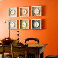 3D Plate Wall Art