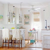 Frame wall decoration for Kitchen