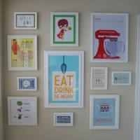 Kitchen Wall Decoration