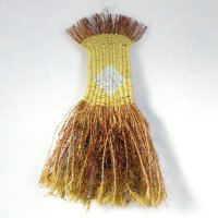 Whisk Broom Kitchen Wall Decor