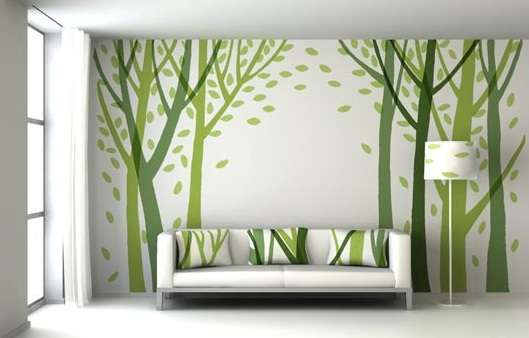 Creative and Cheap Wall Decor Ideas for Living Room - Wall ... on Creative Living Room Wall Decor Ideas  id=65969