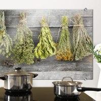 Dried Herbs - Kitchen Splashback