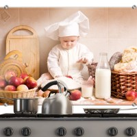 Professional Baker - Kitchen Splashback