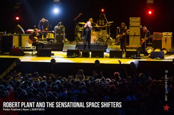 Robert Plant and the Sensational Space Shifters @ Paléo Festival, Nyon, 25/07/2015