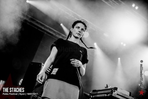 The Staches @ Paléo Festival, Nyon, 18/07/2017
