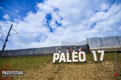 Paléo Festival, Nyon, 19/07/2017
