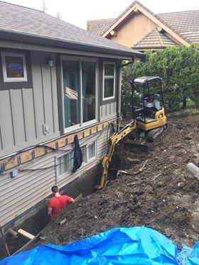 drain tile repair waller plumbing