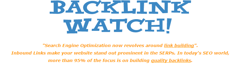 Backlink Watch used in our SEO Strategy for 2017