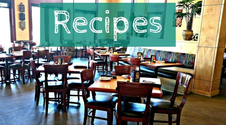 Fancy Restaurant Background recipes - wallet whisperer