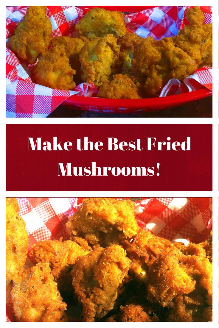 Premise Indicator Words: Make The Best Fried Mushrooms!