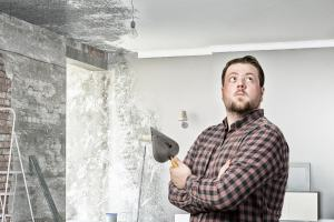 Which drywall compound to use.