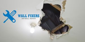 Wall Fixers ceiling hole
