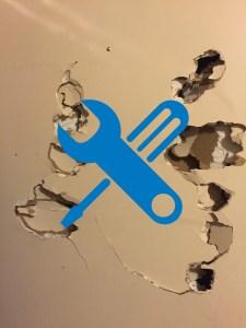 Wall Fixers sheetrock repair