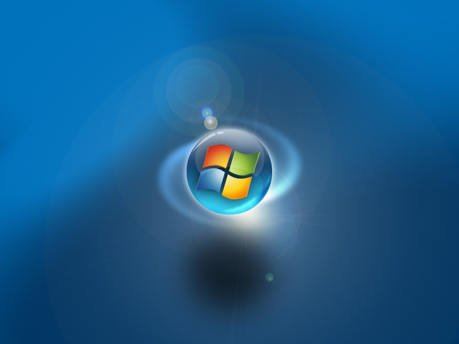 Fond Decran Windows Bulle Wallpaper