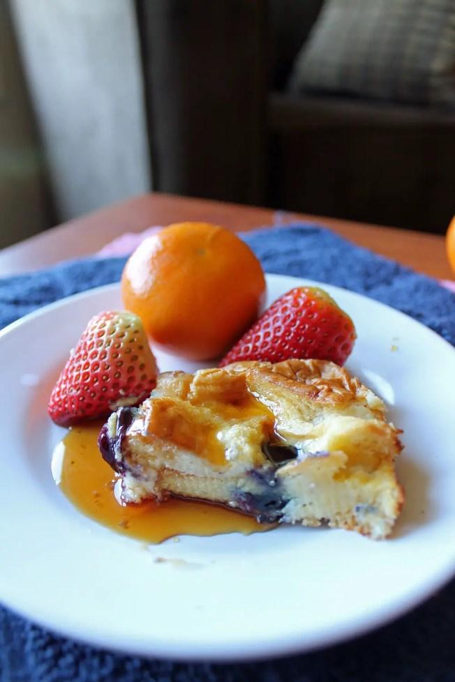 Blueberry Hawaiian Sweet Bread Toast 8--012713