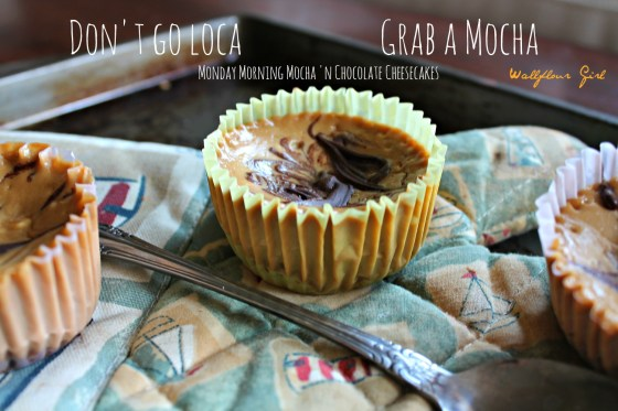 Monday Morning Mocha 'n Chocolate Cheesecake 9--092313