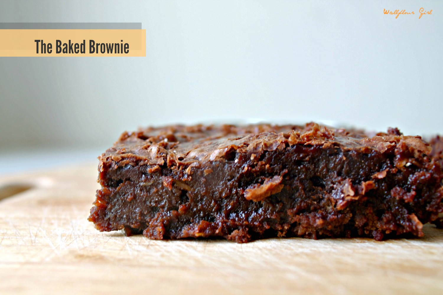 Baked Brownie 5--050914