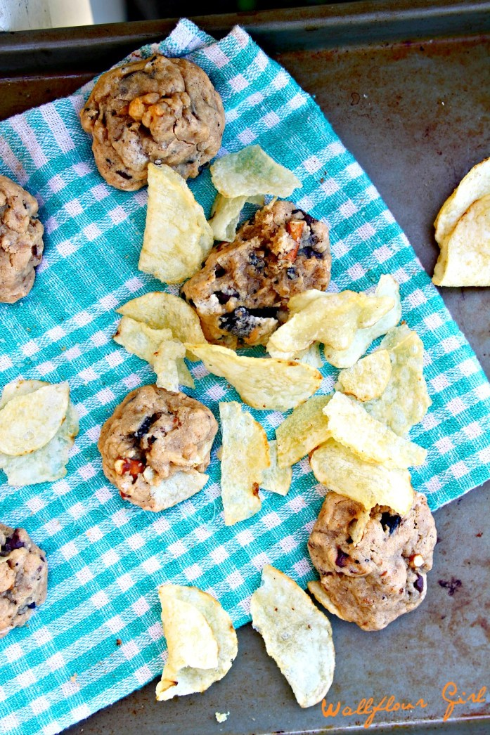 Salty and Sweet Compost Cookies 9--060514