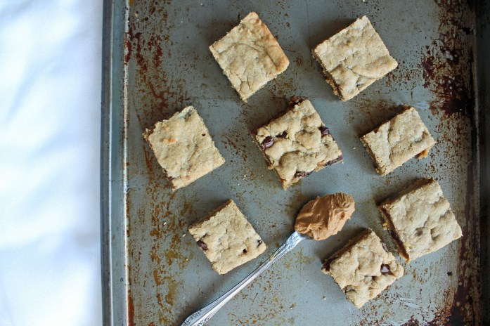 Best Chewy Biscoff Chocolate Chip Blondies 1--091713