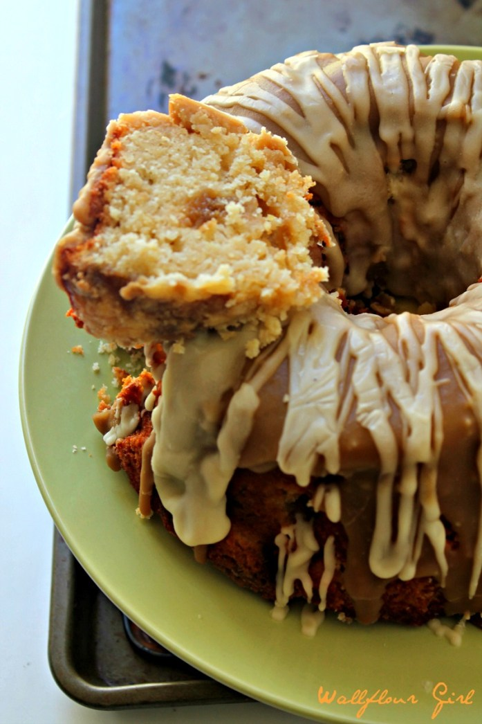 Cinnamon Streusel Zested Coffee Cake with Caramel Penuche 10--082314