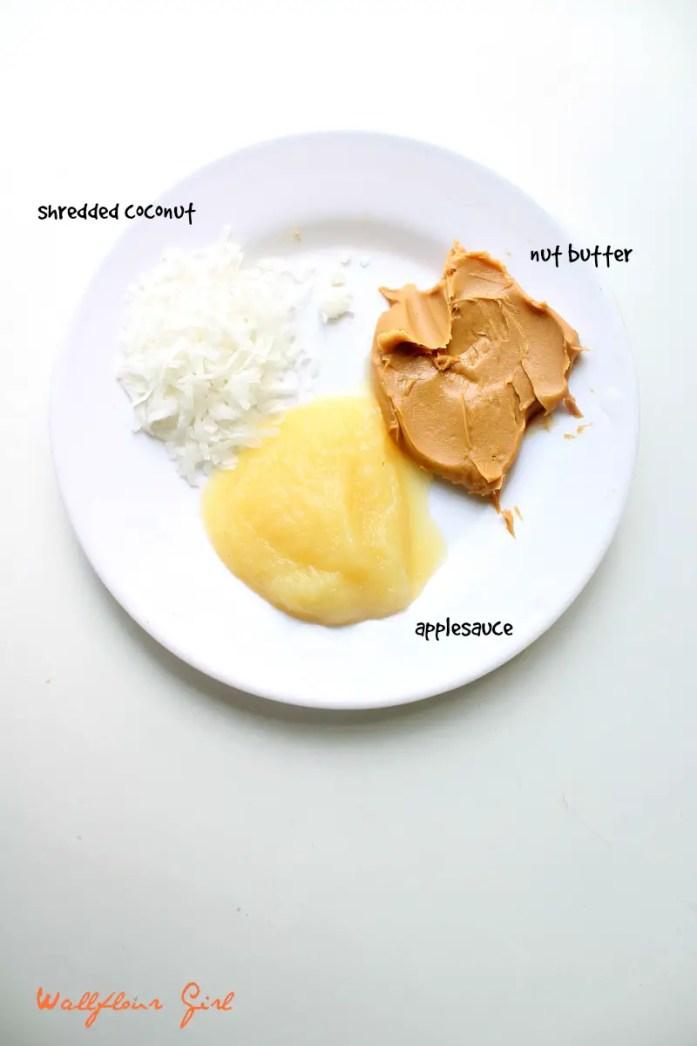 Healthy No-Bake Tropical Coconut Applesauce Bars 15--090314