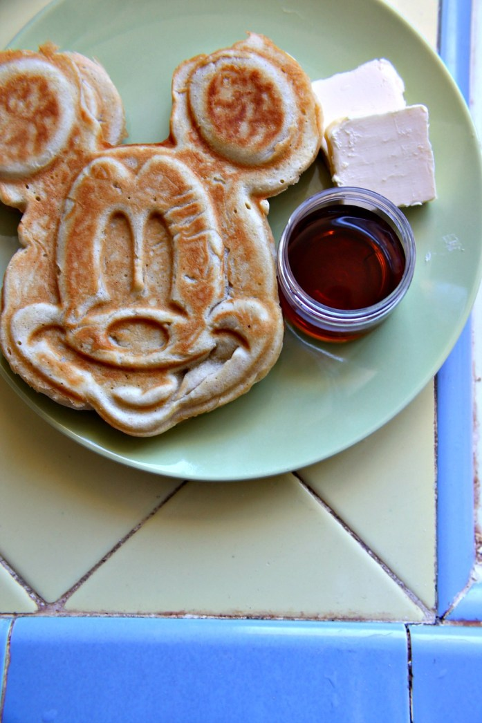 Mickey Mouse Waffles 10--011715