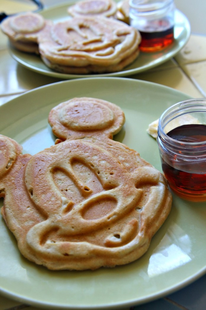 Mickey Mouse Waffles 6--011715