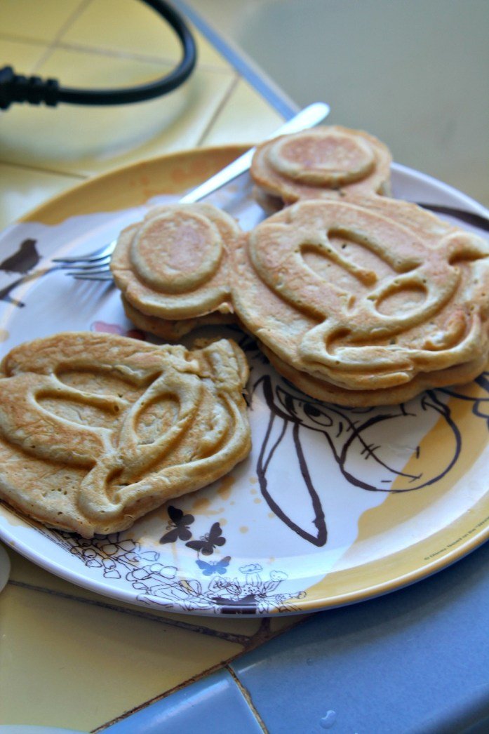 Mickey Mouse Waffles 8--011715