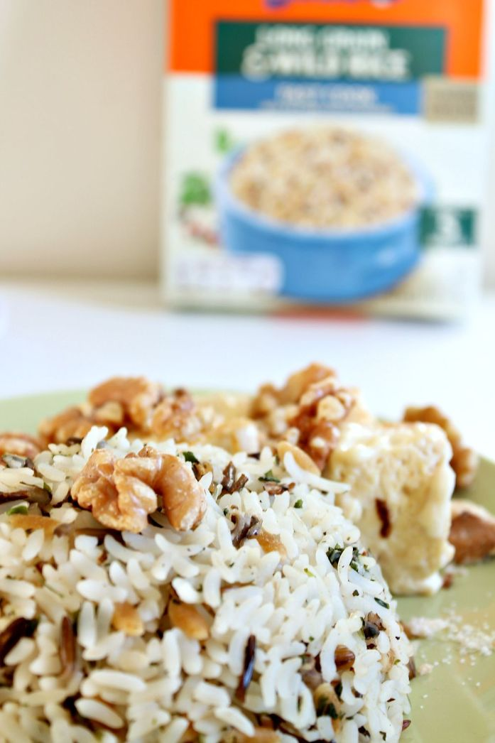 Honey Walnut Tofu 6--092115