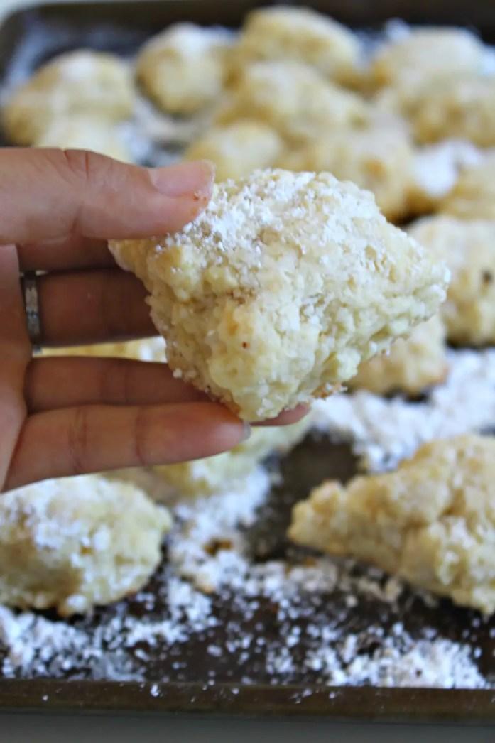 Vegan Coconut Scones 6--110815