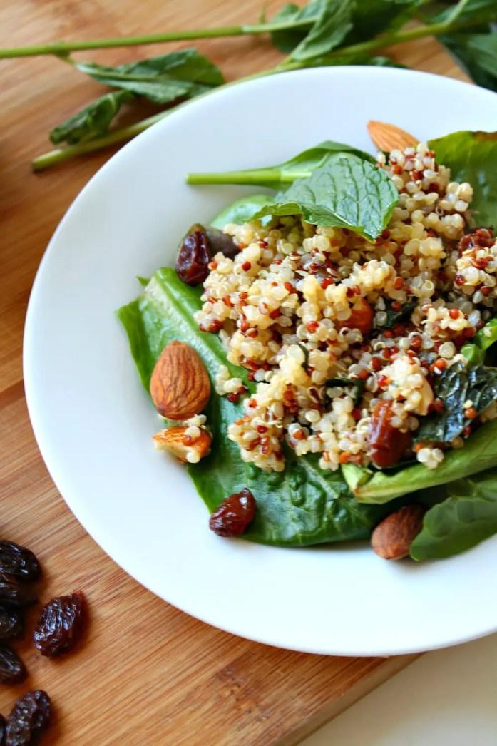 Quinoa Salad 7--090216