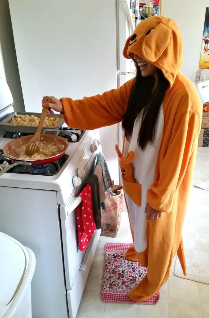 Halloween Kangaroo