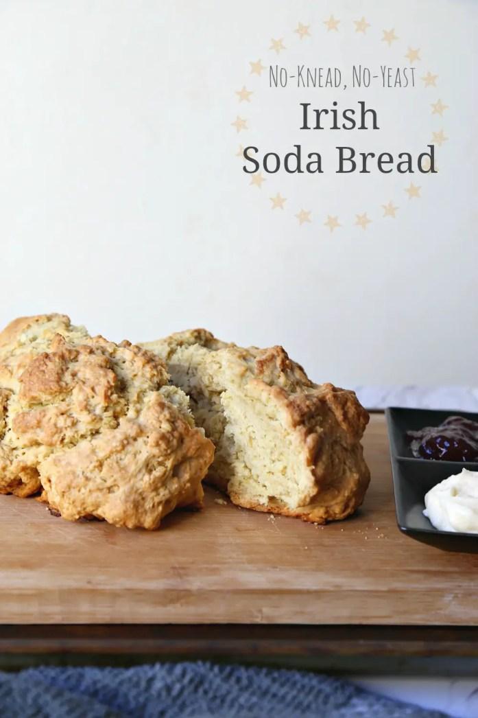 Irish Soda Bread 2--100116