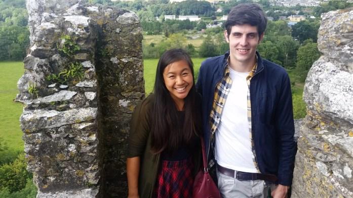 Blarney Castle Alex