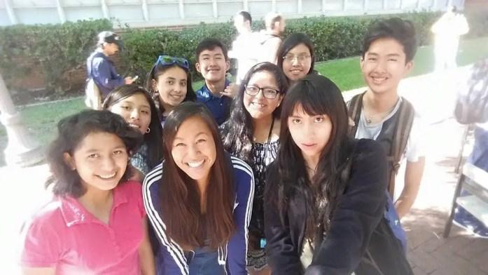 peruvian students